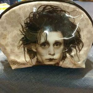 Edward Scissorhands Makeup Bag